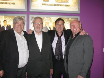 Malcolm McDonald, Bernie Slaven & Micky Horswill