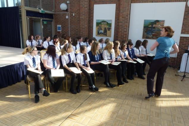 bydales choir 2