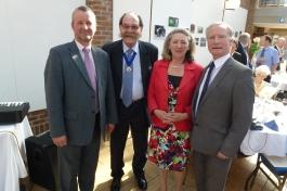 Graham, Peter, Valerie, Philip 1